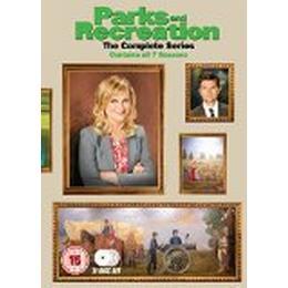 Parks & Recreation - Seasons 1-7: The Complete Series (21 disc box set) [DVD]
